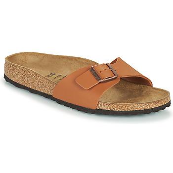 Shoes Women Mules Birkenstock MADRID Brown