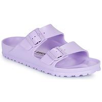Shoes Women Mules Birkenstock ARIZONA EVA Violet