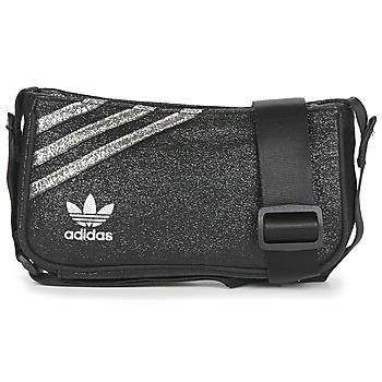 Bags Women Shoulder bags adidas Originals MINI AIRLINER Black