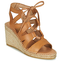 Shoes Women Sandals Betty London OTANA Camel