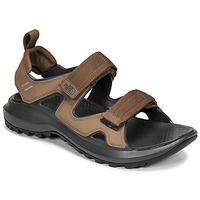 Shoes Men Sports sandals The North Face HEDGEHOG SANDAL III Brown