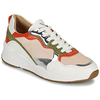 Shoes Women Low top trainers Vanessa Wu BK2242BA Multicolour