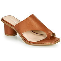Shoes Women Mules Vanessa Wu SD2225CM Camel