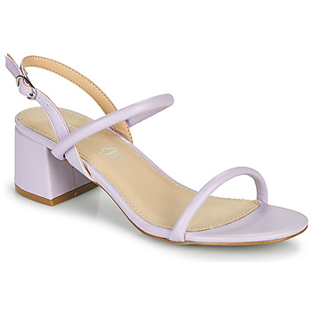 Shoes Women Sandals Vanessa Wu SD2253VL Violet