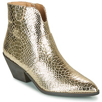 Shoes Women Ankle boots Vanessa Wu MINNA Gold