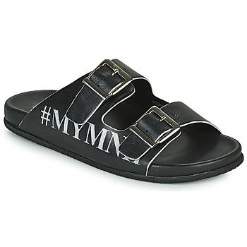 Shoes Men Sandals Melvin & Hamilton ROBERT 10 Black