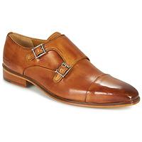 Shoes Men Brogue shoes Melvin & Hamilton LANCE 1 Brown