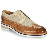 Shoes Men Derby shoes Melvin & Hamilton TREVOR 10 Brown
