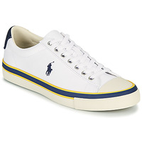 Shoes Men Low top trainers Polo Ralph Lauren SAYER-NE-SNEAKERS-VULC White