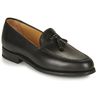 Shoes Men Loafers Barker STUDLAND Black