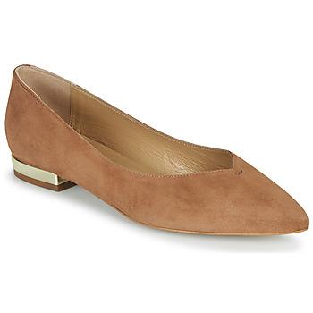 Shoes Women Ballerinas JB Martin VERONICA Brown