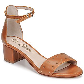 Shoes Women Sandals Betty London OLAKE Camel