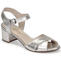 Shoes Women Sandals Betty London OSKAIDI Silver