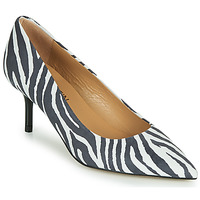 Shoes Women Ballerinas JB Martin TADELYS White