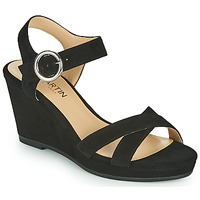 Shoes Girl Sandals JB Martin QUERIDA Black