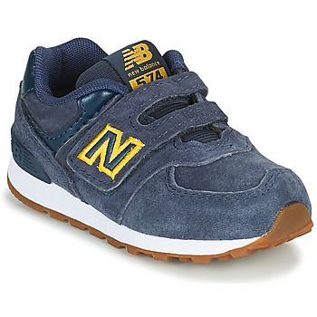 Shoes Children Low top trainers New Balance 574 Marine
