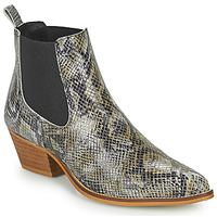 Shoes Women Mid boots Betty London OGEMMI Taupe