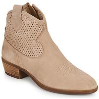 Shoes Women Mid boots Betty London OGEMMA Beige