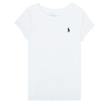 material Girl short-sleeved t-shirts Polo Ralph Lauren ZALLIE White