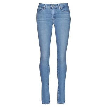 material Women Skinny jeans Levi's 711 SKINNY Rio / In