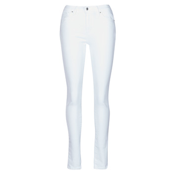 material Women Skinny jeans Levi's 721 HIGH RISE SKINNY White