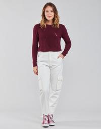 material Women Cargo trousers  Levi's LOOSE CARGO Beige