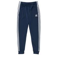 material Children Tracksuit bottoms adidas Originals GN8454 Blue
