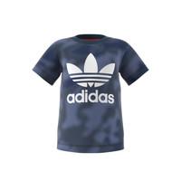 material Boy short-sleeved t-shirts adidas Originals GN4116 Blue