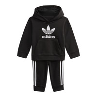 material Children sweaters adidas Originals DV2809 Black