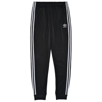 material Children Tracksuit bottoms adidas Originals GIANNY Black
