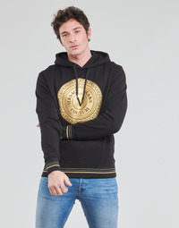 material Men sweaters Versace Jeans Couture SOXA Black / Gold