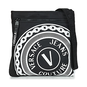 Bags Men Pouches / Clutches Versace Jeans Couture SOLEDA Black / White