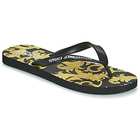 Shoes Men Flip flops Versace Jeans Couture ELASTINE Black / Gold