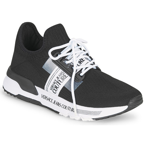 Shoes Women Low top trainers Versace Jeans Couture HANINA Black