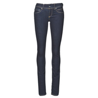 material Women slim jeans Pepe jeans NEW BROOKE Blue / Raw / M15