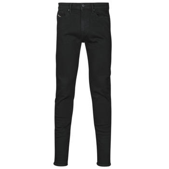 material Men Skinny jeans Diesel D-AMNY-SP4 Black