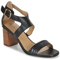 Shoes Women Sandals JB Martin 1NAWELI Black / Grey