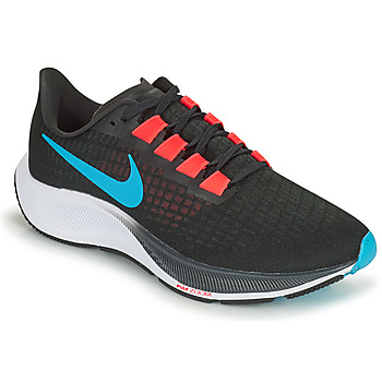 Shoes Men Running shoes Nike AIR ZOOM PEGASUS 37 Black / Red / Blue