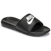 Shoes Men Sliders Nike VICTORI BENASSI Black / White