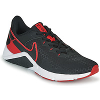 Shoes Men Multisport shoes Nike LEGEND ESSENTIAL 2 Black / Red