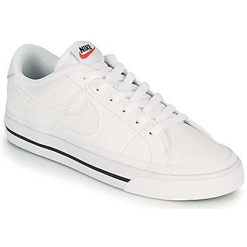 Shoes Women Low top trainers Nike COURT LEGACY White