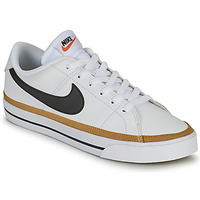 Shoes Women Low top trainers Nike COURT LEGACY White / Blue
