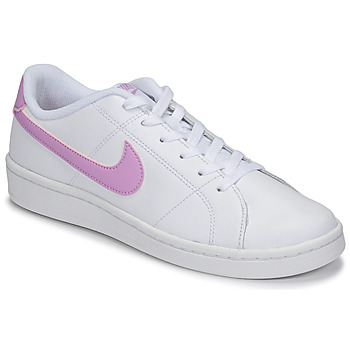 Shoes Women Low top trainers Nike COURT ROYALE 2 White / Violet