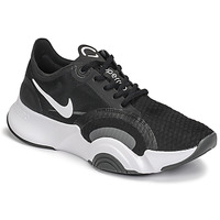Shoes Women Multisport shoes Nike SUPERREP GO Black / White