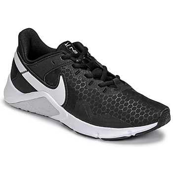 Shoes Women Multisport shoes Nike LEGEND ESSENTIAL 2 Black / White