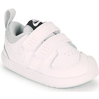 Shoes Children Low top trainers Nike PICO 5 TD White