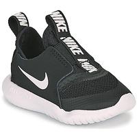 Shoes Children Multisport shoes Nike FLEX RUNNER TD Black / White