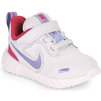 Shoes Girl Multisport shoes Nike REVOLUTION 5 TD Blue / Violet