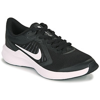 Shoes Children Multisport shoes Nike DOWNSHIFTER 10 GS Black / White