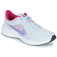 Shoes Girl Multisport shoes Nike DOWNSHIFTER 10 GS Blue / Violet